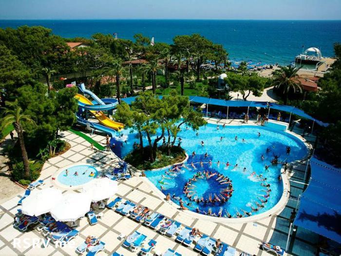 Тур на майские праздники в Турцию, отель CATAMARAN RESORT HOTEL 5* от 26300 рублей